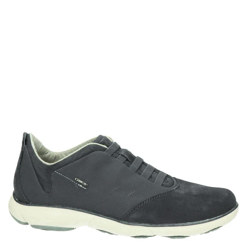 Geox Nebula - Lage sneakers - Blauw