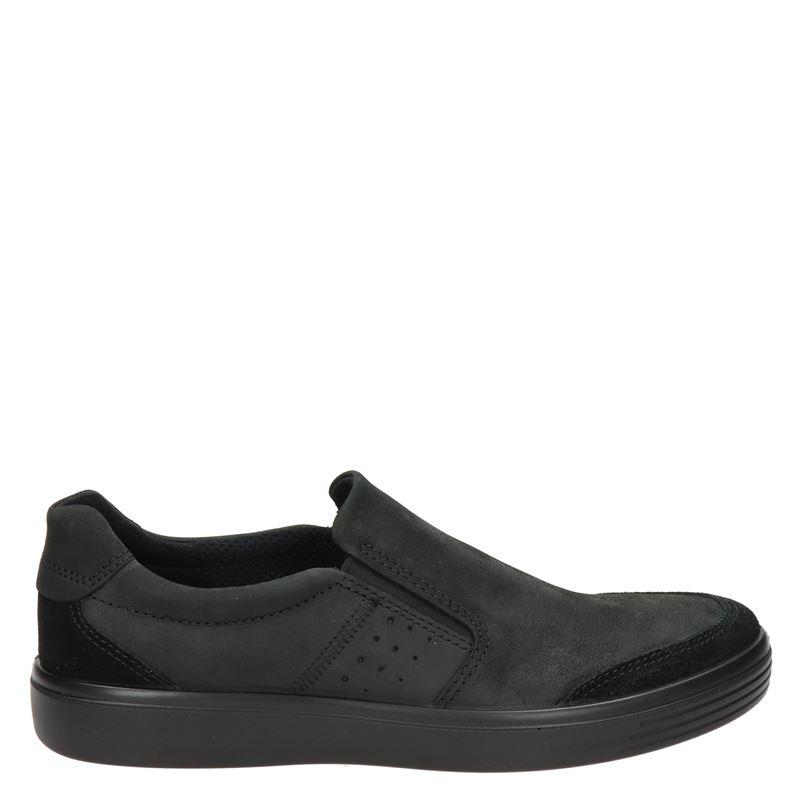 Ecco Soft 7 - Mocassins & loafers - Zwart