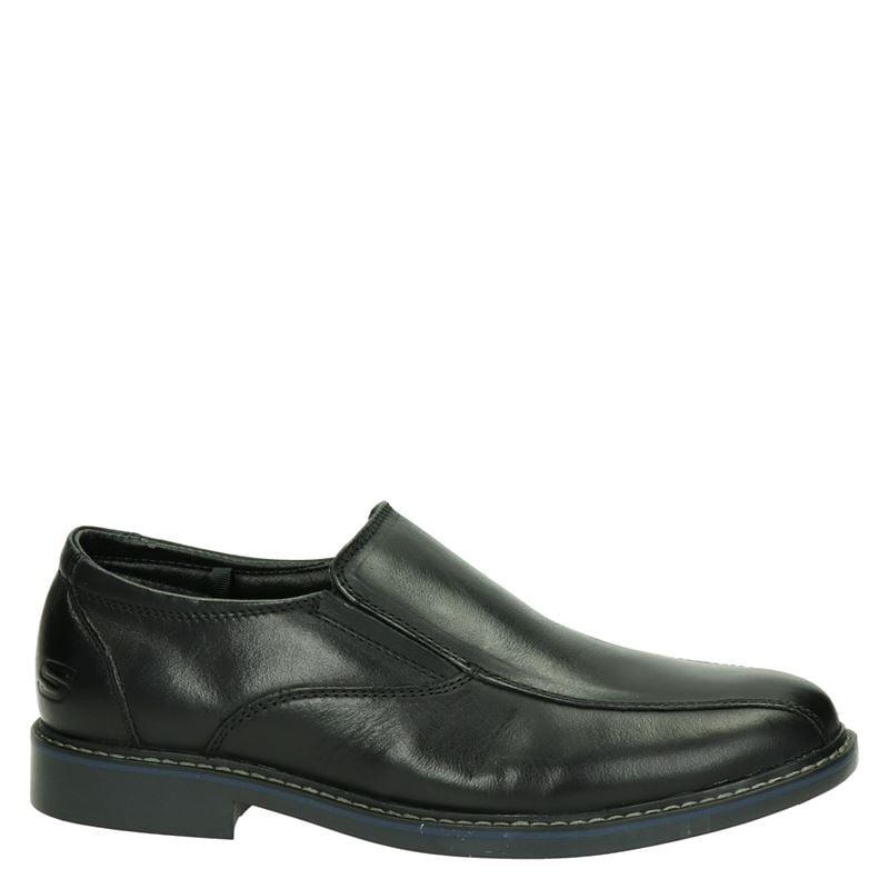 Skechers Bregman - Mocassins & loafers - Zwart