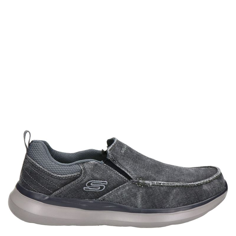 Skechers Streetwear - Instapschoenen - Zwart