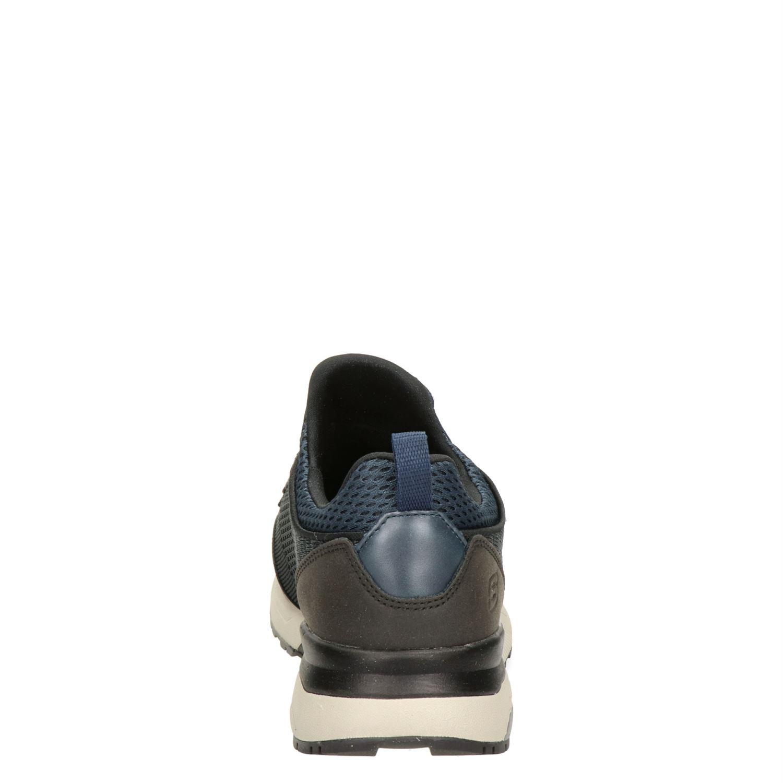 Skechers - Instapschoenen voor heren - Zwart sjvCLaf