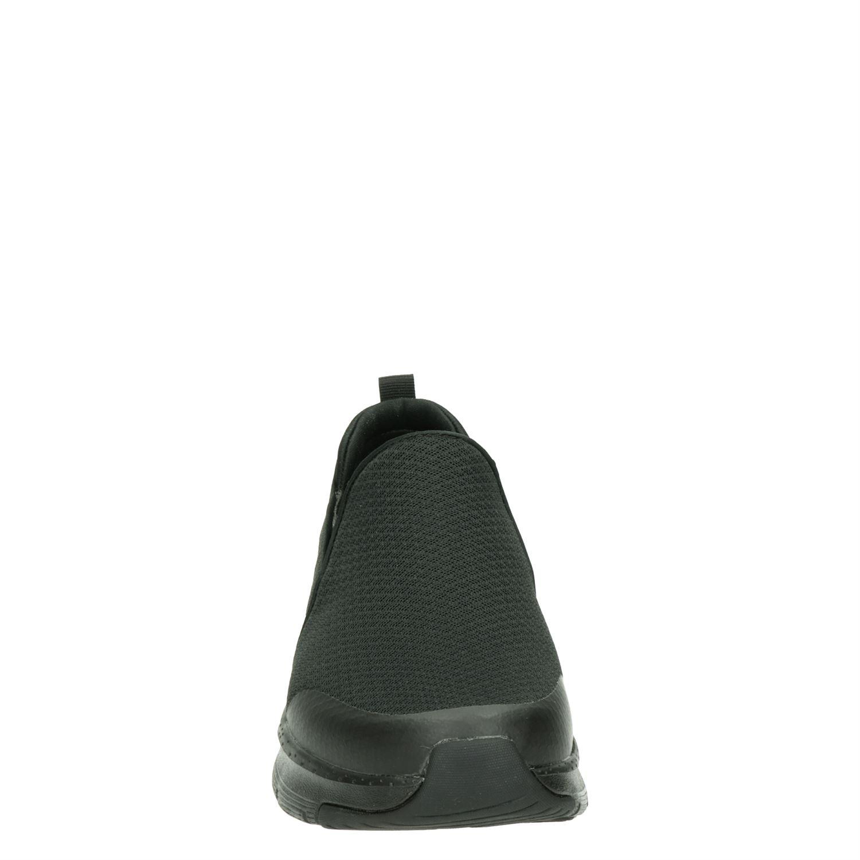 Skechers Arch Fit - Instapschoenen voor heren - Zwart Rb1qhC1