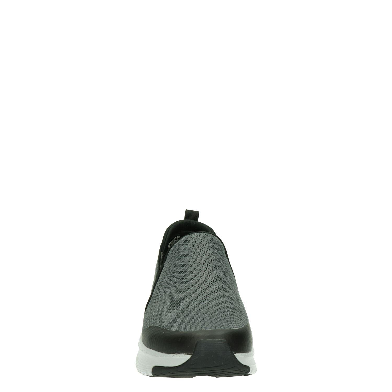 Skechers Arch Fit - Instapschoenen voor heren - Grijs yuj394S