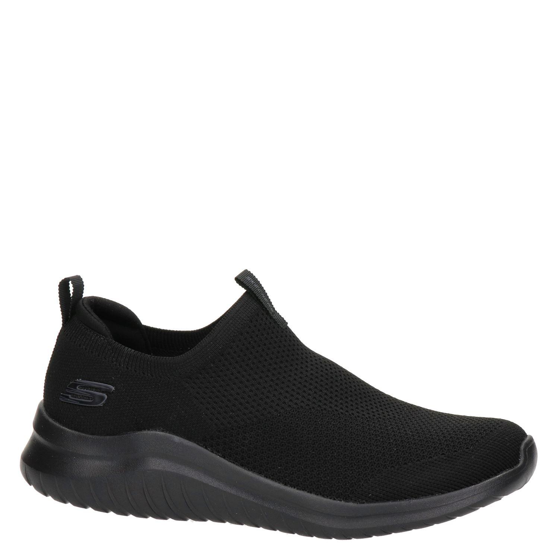 Skechers - Instapschoenen voor heren - Zwart UCQHbxu