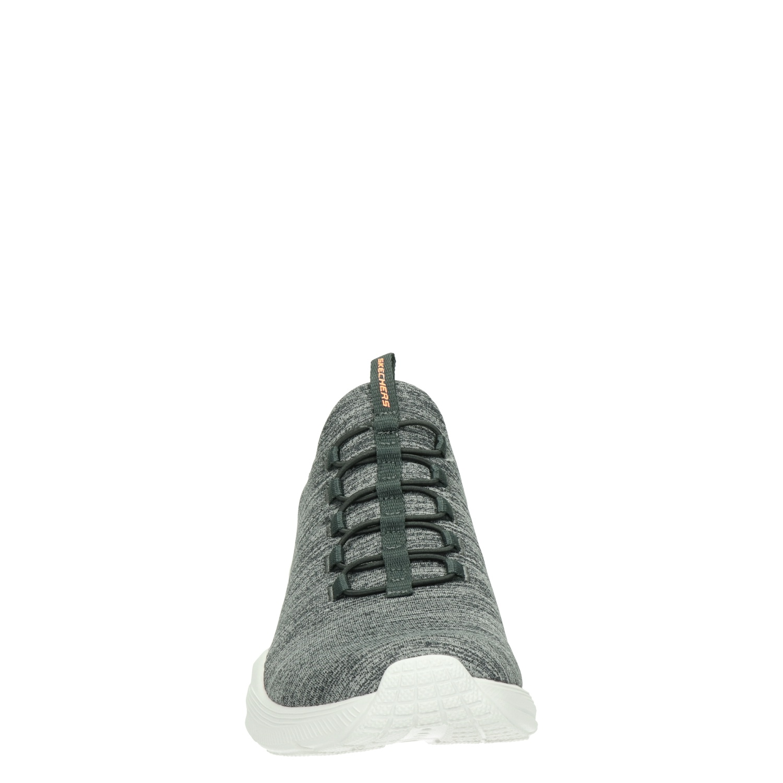 Skechers Equalizer 4.0 - Lage sneakers voor heren - Grijs XmphVho