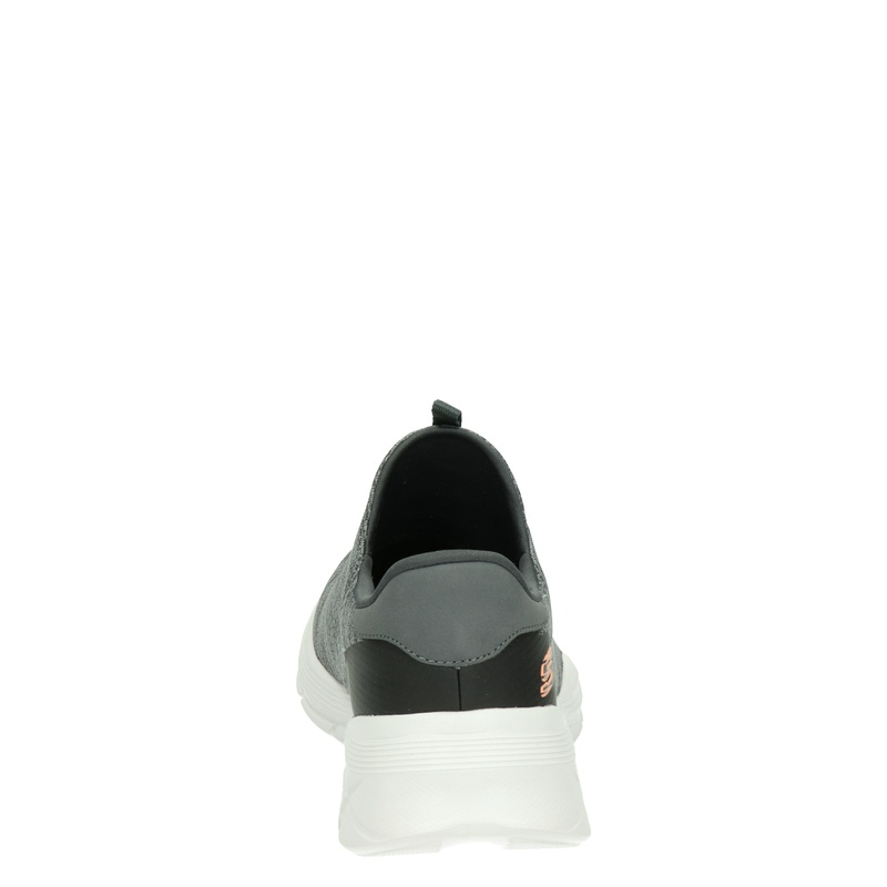 Skechers Equalizer 4.0 - Instapschoenen - Grijs