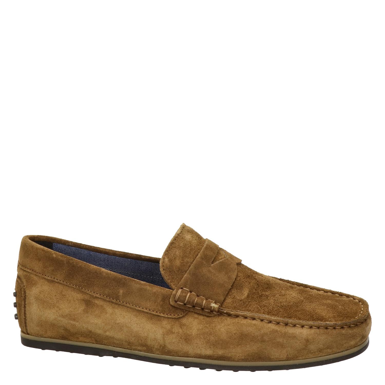 Nelson - Mocassins & loafers voor heren - Cognac aND8PRh