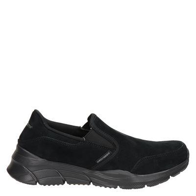 Skechers Equalizer 4.0 - Instapschoenen - Zwart
