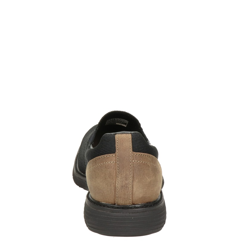 Skechers Mark Nason - Instapschoenen - Zwart