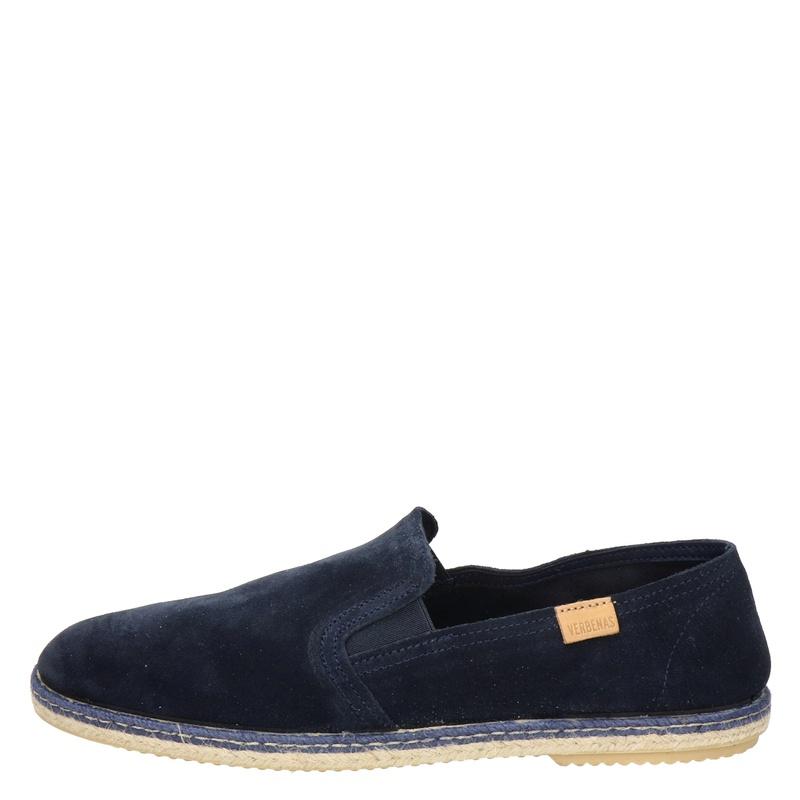 Verbenas Tom - Mocassins & loafers - Blauw