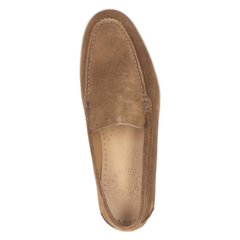 Nelson - Mocassins & loafers - Cognac