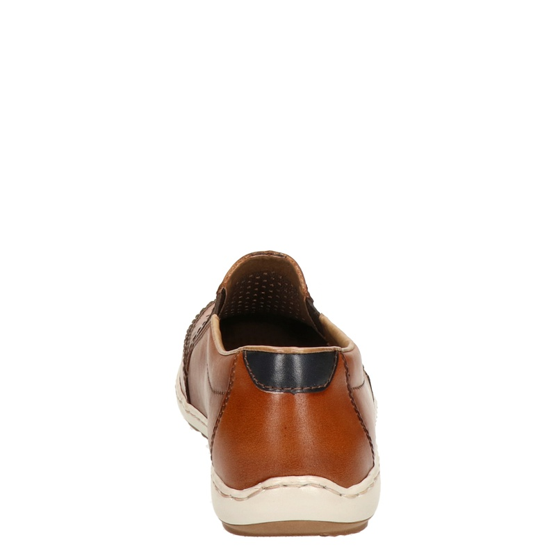 Rieker - Mocassins & loafers - Cognac