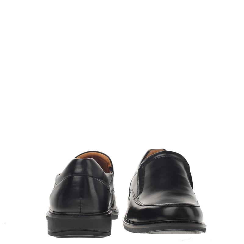 Ecco Holton - Mocassins & loafers - Zwart
