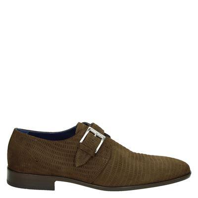 Greve heren nette schoenen bruin