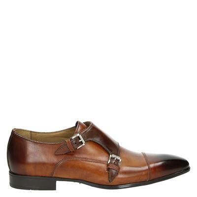 Giorgio heren nette schoenen cognac