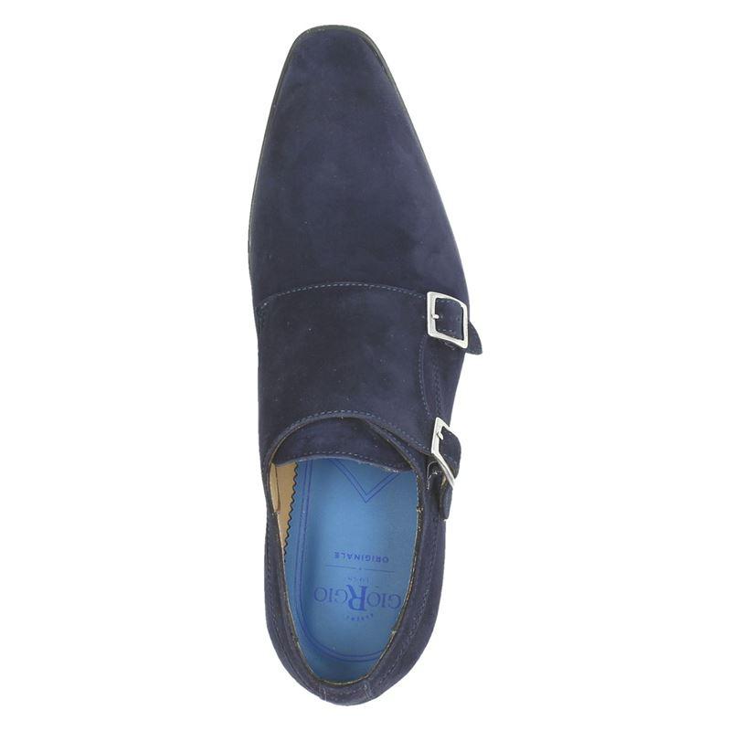 Giorgio - Instapschoenen - Blauw