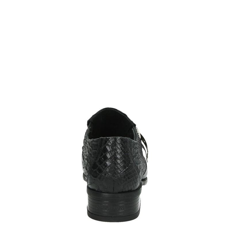 New Rock - Instapschoenen - Zwart