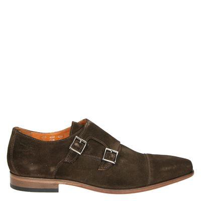 Van Lier heren nette schoenen bruin