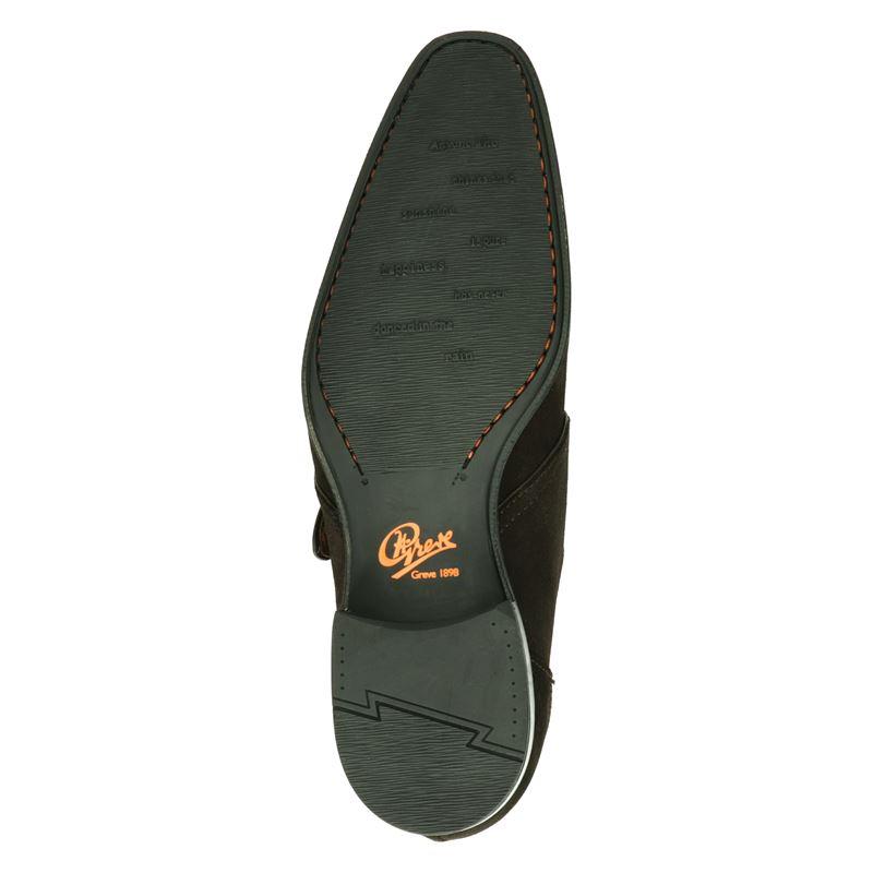 Greve - Lage nette schoenen - Bruin