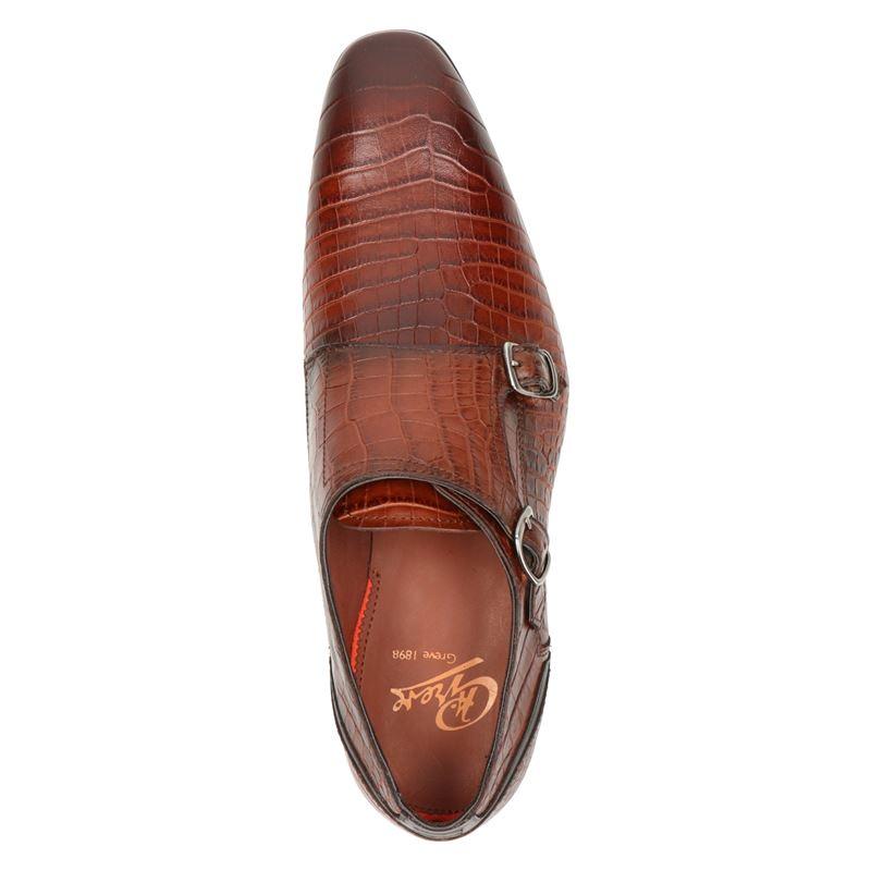 Greve Ribolla - Lage nette schoenen - Bruin