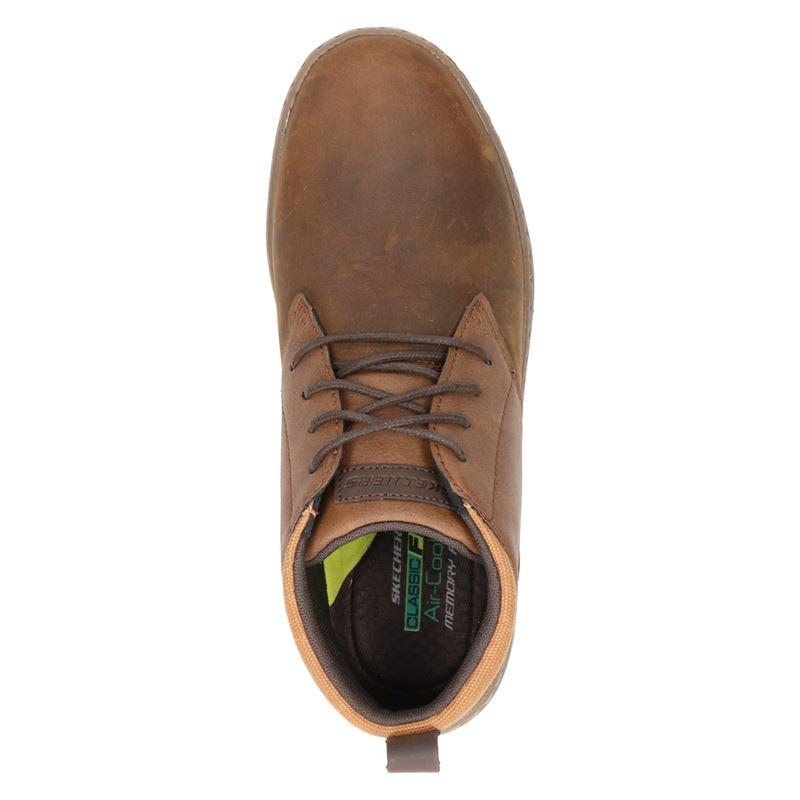 Skechers Streetwear - Veterboots - Bruin