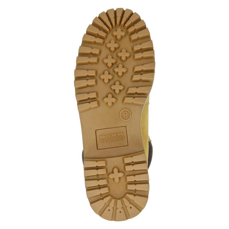 Skechers Utility Footwear - Veterboots - Cognac