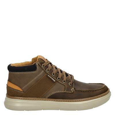 Skechers Moreno Alago - Hoge sneakers