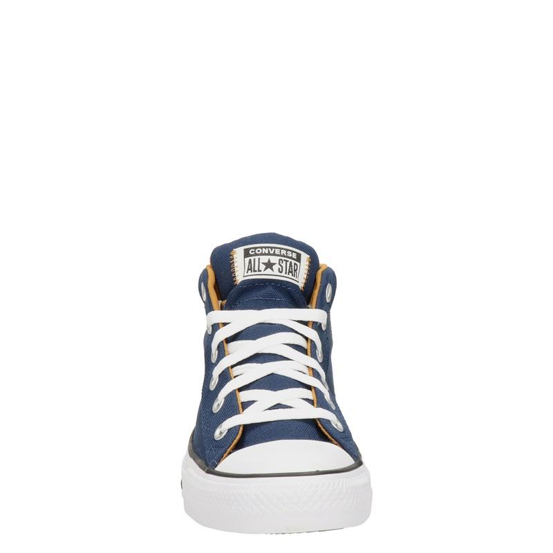 Converse Street Mid - Hoge sneakers - Blauw