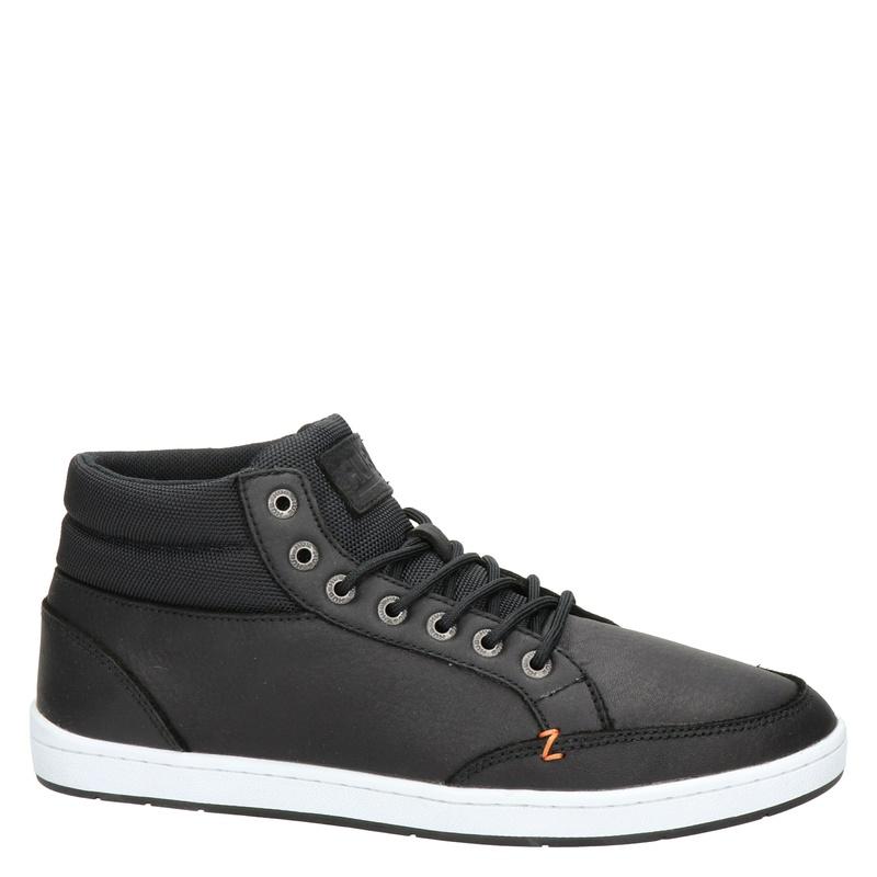 Hub Industry - Hoge sneakers - Zwart