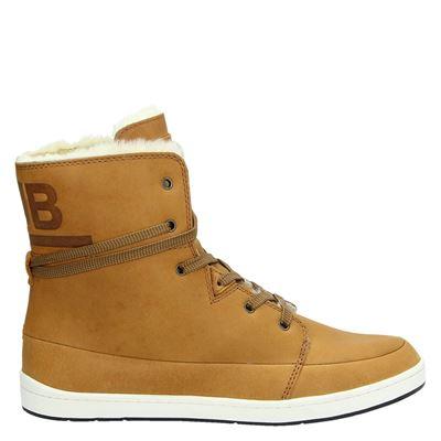 Hub heren boots cognac