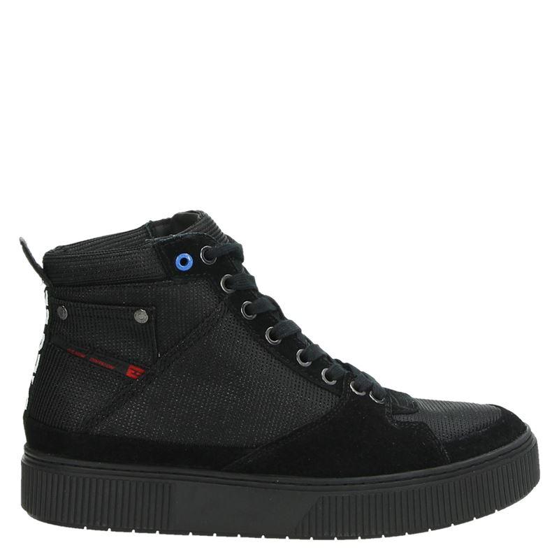 Diesel herensneaker zwart