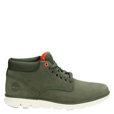 Timberland heren boots kaki