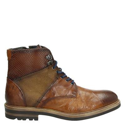 Giorgio heren boots cognac