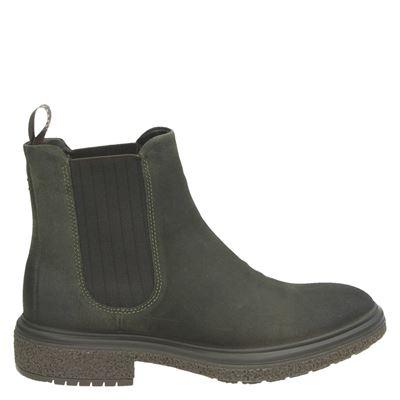 Ecco heren boots groen