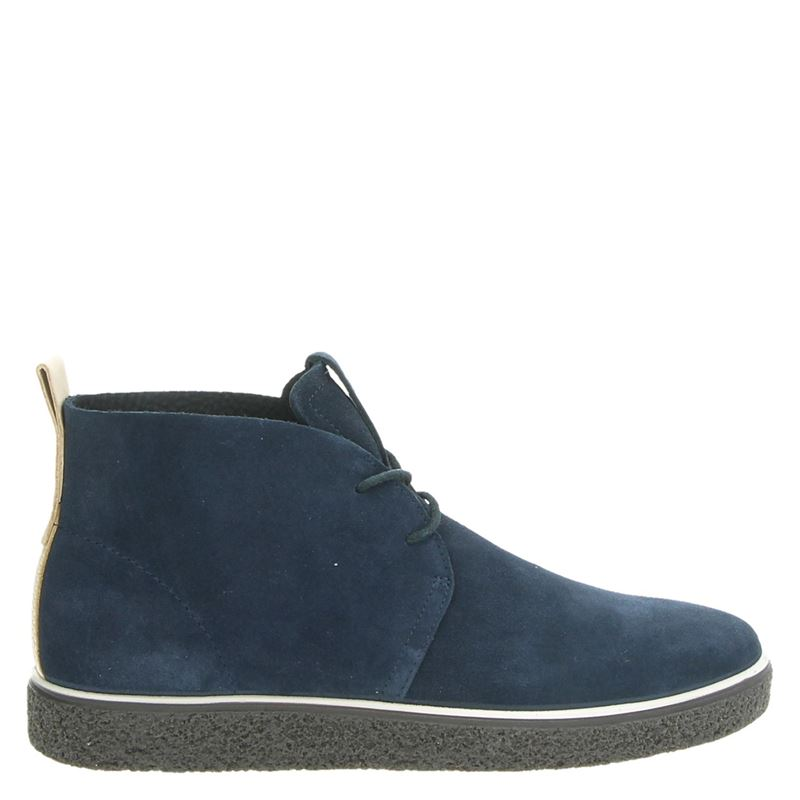 Ecco Crepetray - Veterboots - Blauw