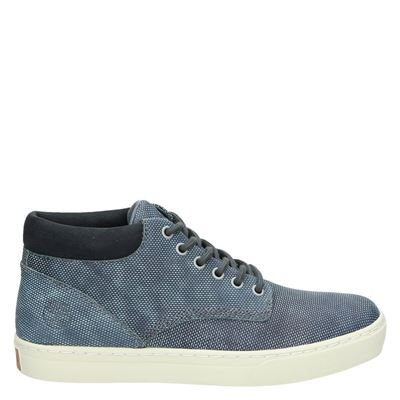 Timberland heren sneakers blauw
