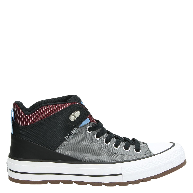 0714ddfb6f1 Converse CT allstar hi Street heren hoge sneakers grijs