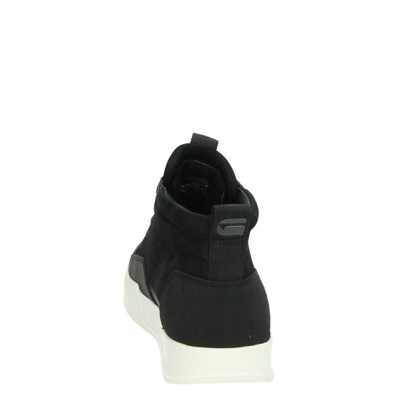 G-Star Raw Rackam Core Mid - Hoge sneakers - Zwart