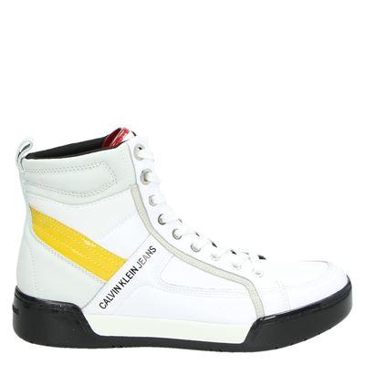 Calvin Klein heren boots wit