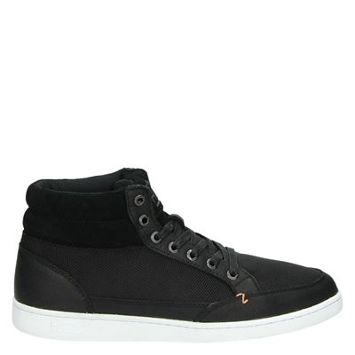Hub heren boots zwart