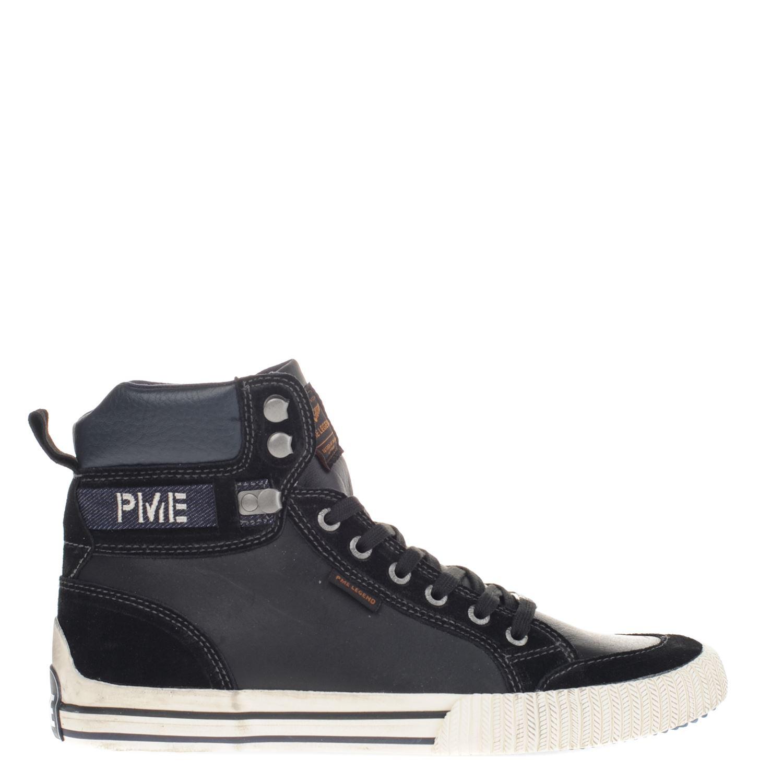 Heren Zwart Sneakers Hoge Legend Pme Xwxap