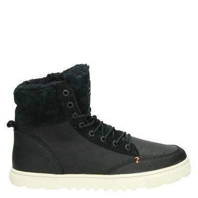 Hub heren sneakers zwart