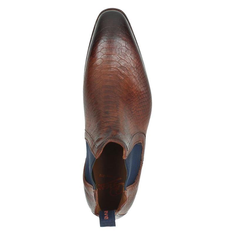 Greve - Rits- & gesloten boots - Cognac