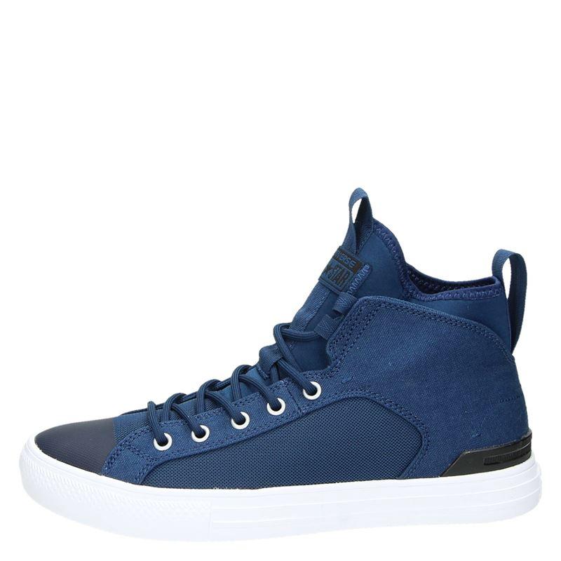 Converse - Hoge sneakers - Blauw