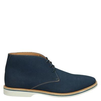Clarks heren boots blauw