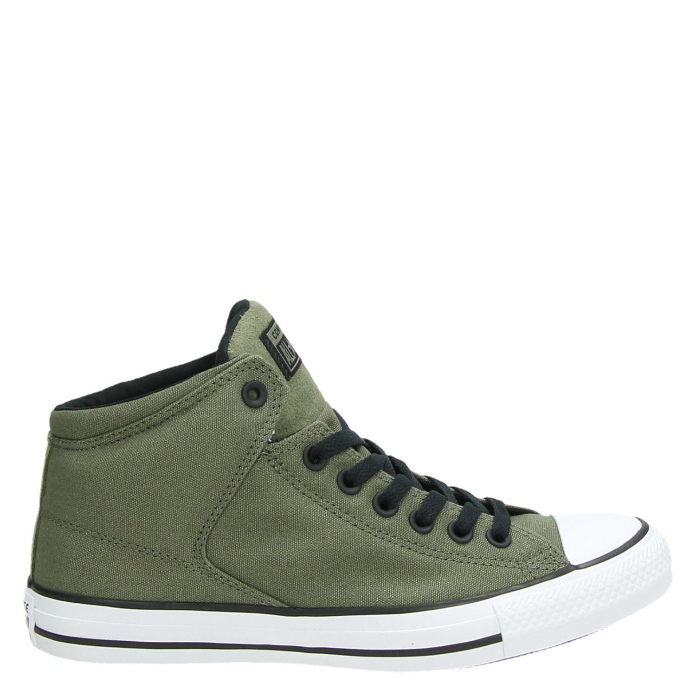 converse groen