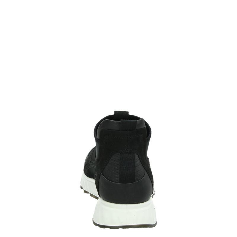 Ecco ST1 - Instapschoenen - Zwart
