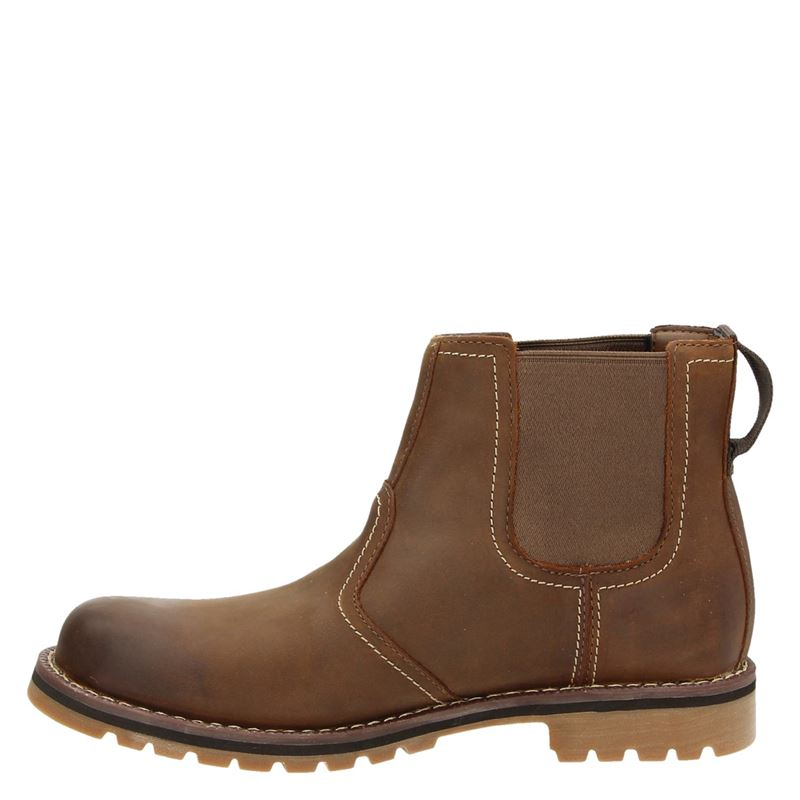 Timberland Larchmont Chelsea - Chelseaboots - Bruin