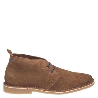 Jack & Jones heren nette schoenen cognac