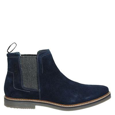 Bugatti heren boots blauw